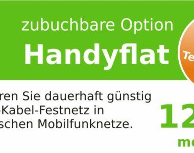 Für nur 12,50 EUR in alle deutschen Handynetze telefonieren